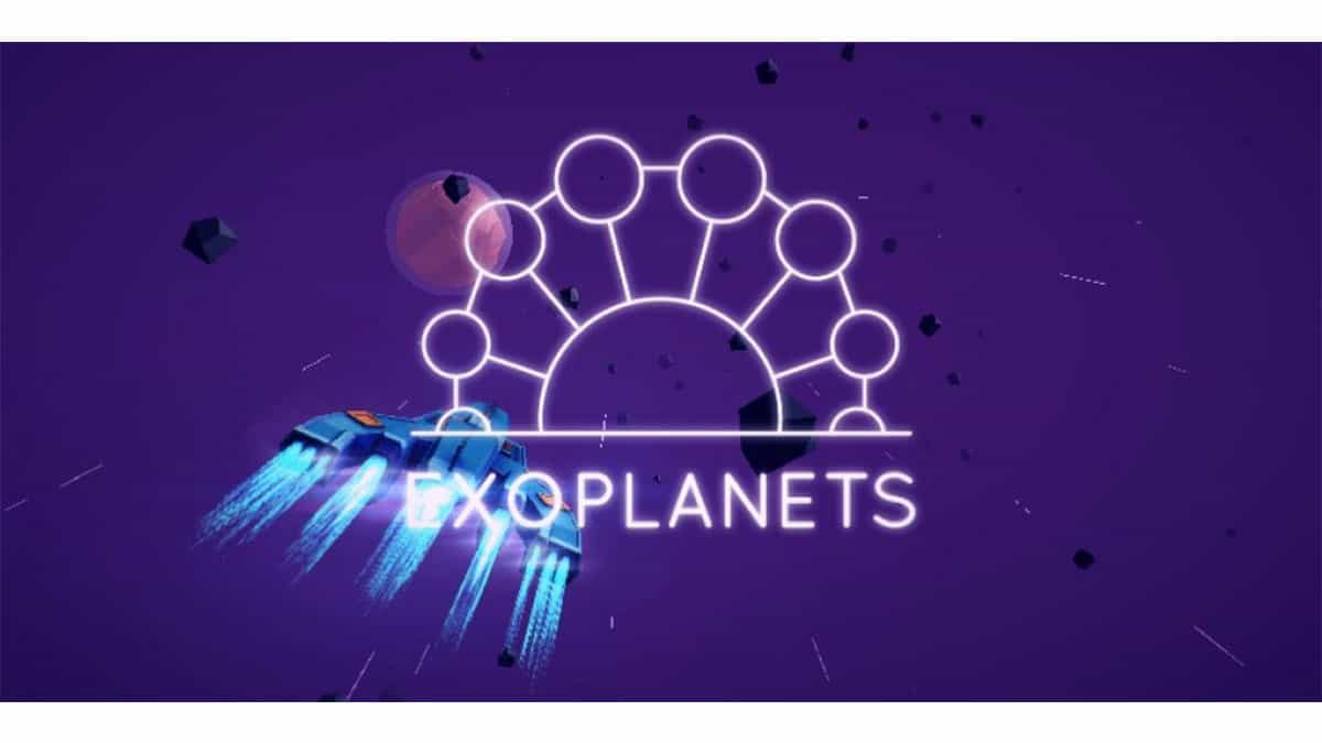 ExoPlanets Crypto Mining Game