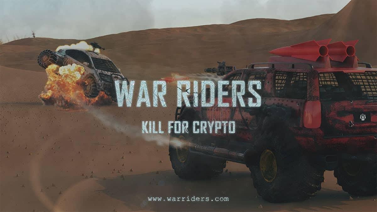 Inside War Riders An Interview With Vlad Kartashov