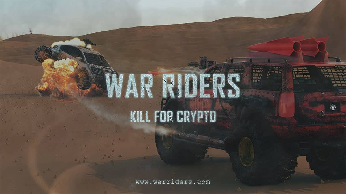 War Riders Mine or Die
