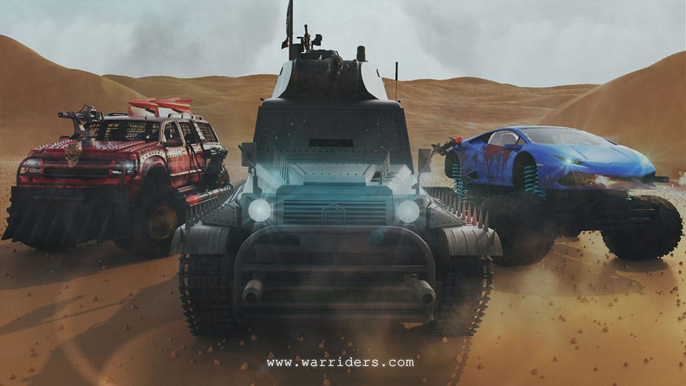 War Riders Battle Cars