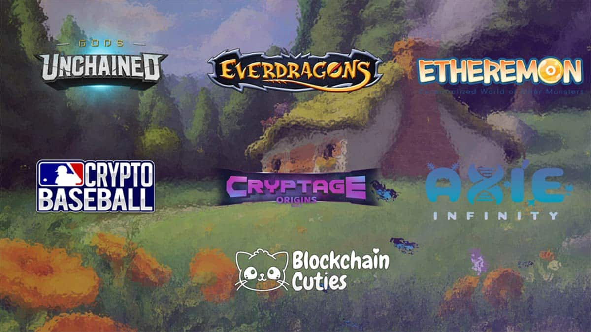 Collectible Blockchain Games