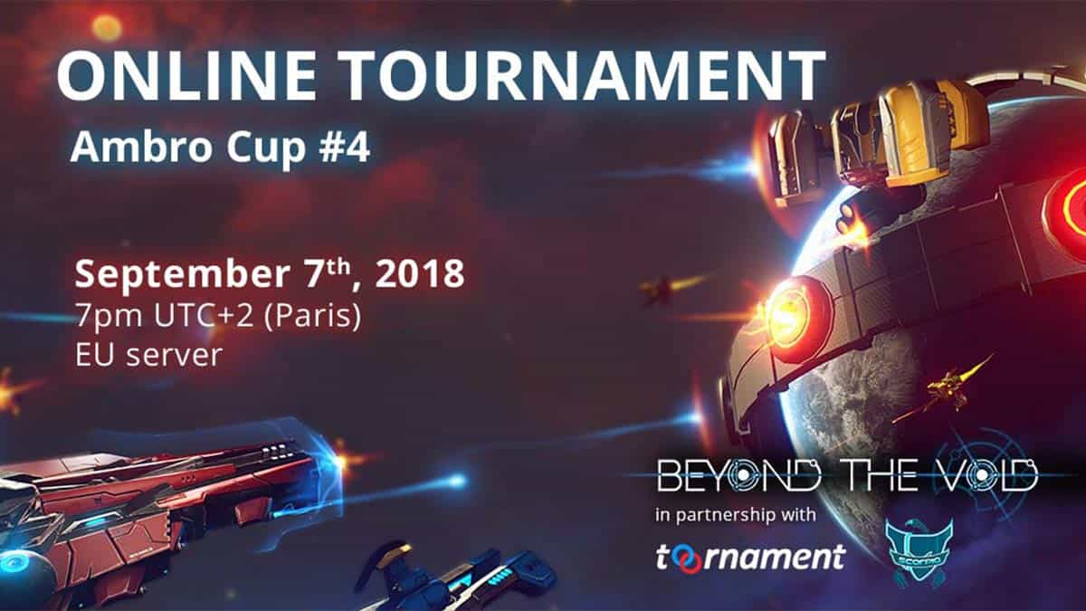Beyond the Void AmbroCup 4 Register Now