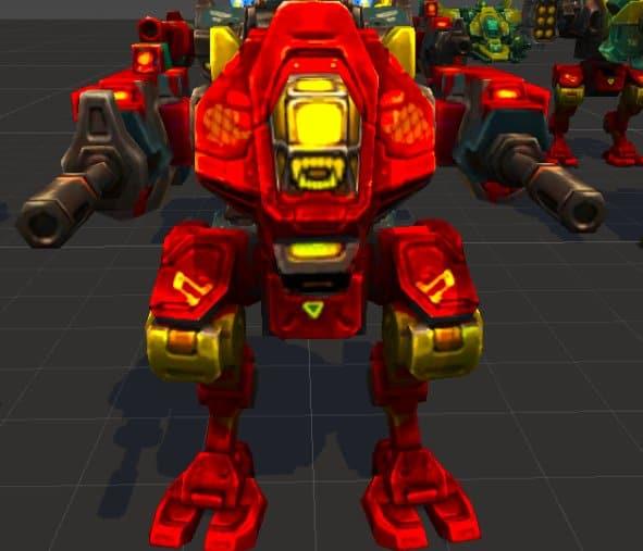 Centurion ArtWork from LaserChain