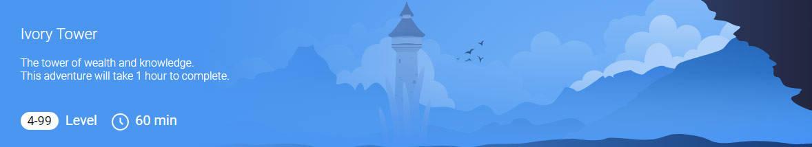 Ivory tower blockchain cuties