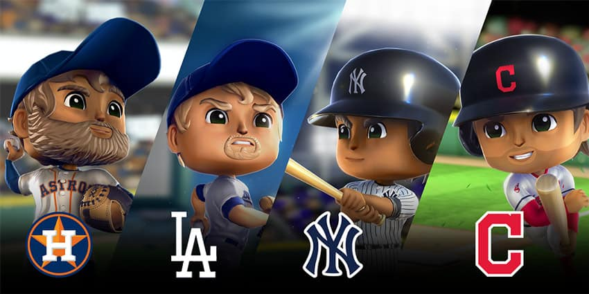 MLB Baseball Blockchain Game
