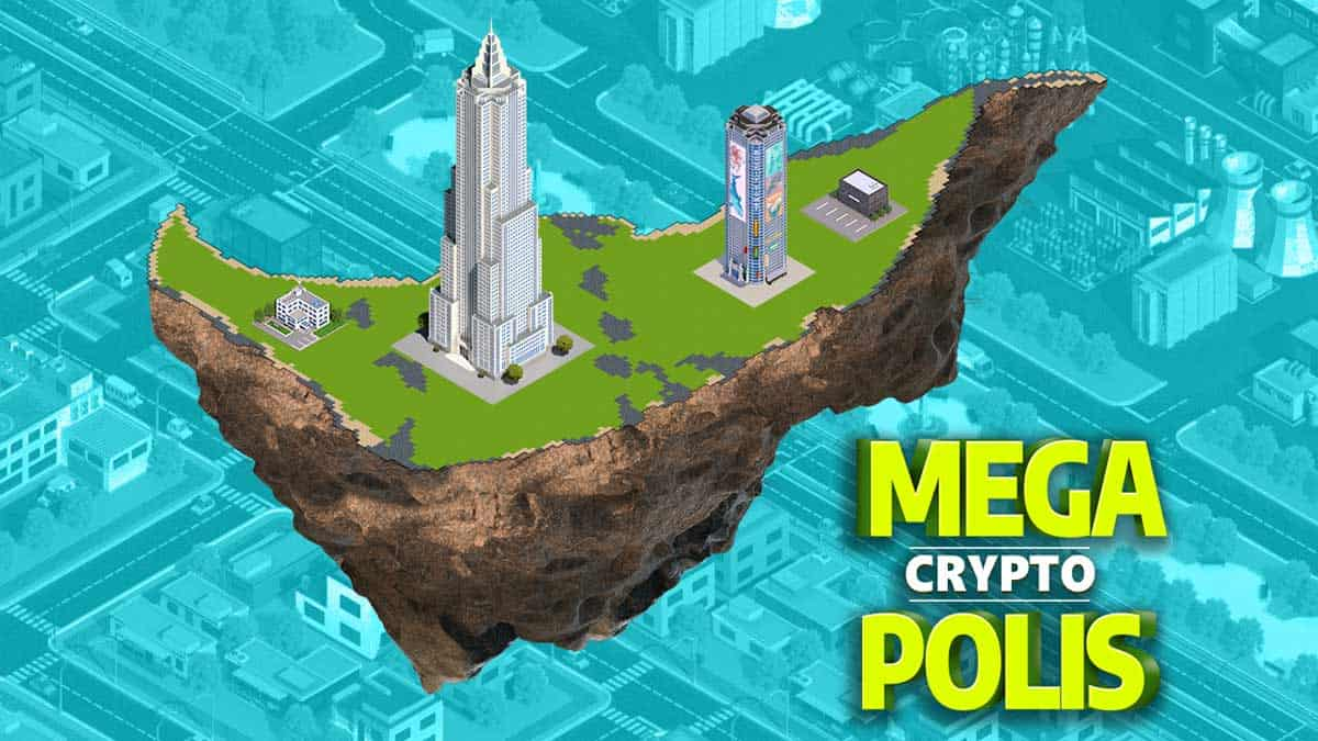 Megacryptopolis The Crypto SimCity