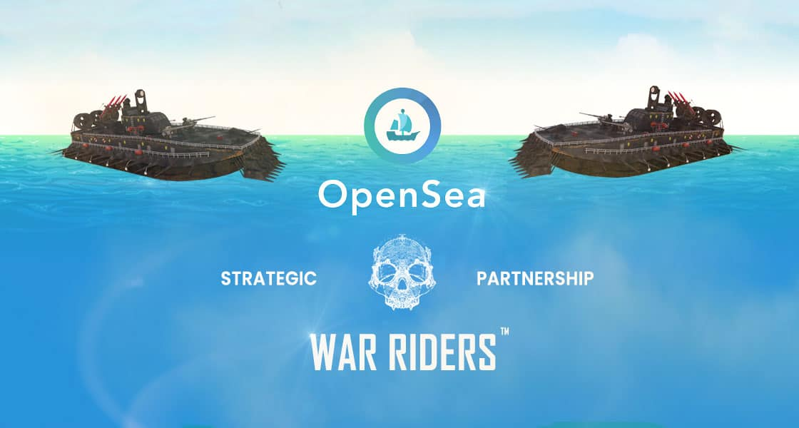 War Riders OpenSea
