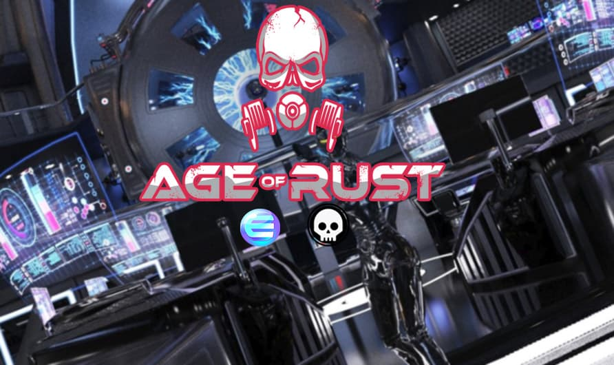Age of Rust Blockchain Game powered with ENJ Economy