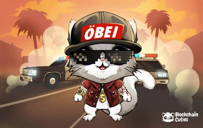 Blockchain Cuties Obei