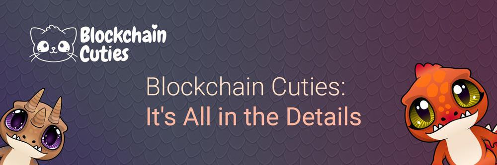Blockchain Cuties Game on ethereum
