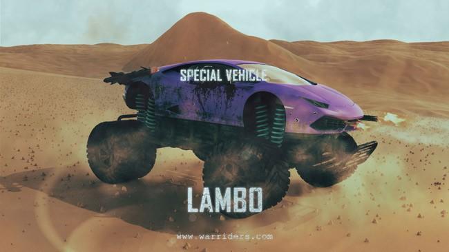War Riders Lambo