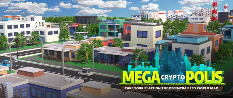 MegaCryptopolis Artwork