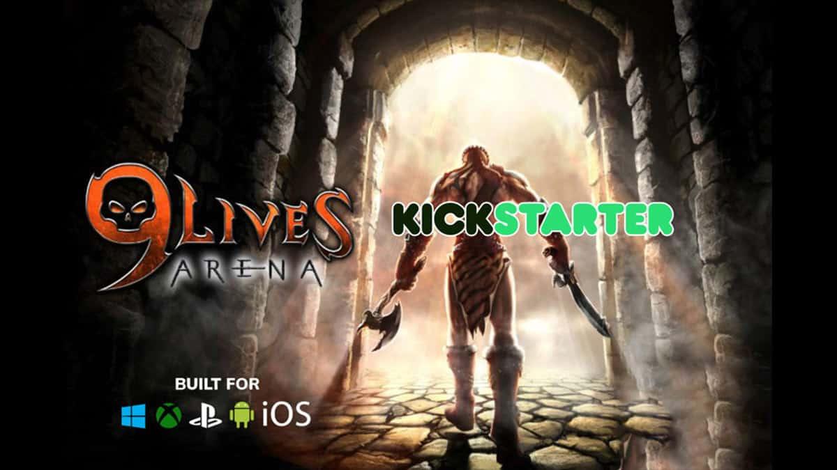 9Lives Arena Kickstarter Campaign