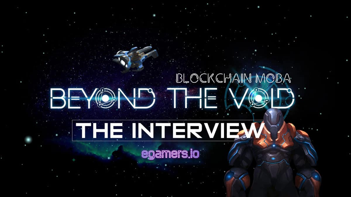 Beyond the Void interview with camille marketing manager in b2expand