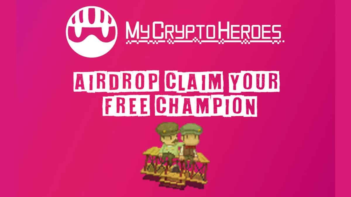 My Crypto Heroes Starts Presale & Airdrop