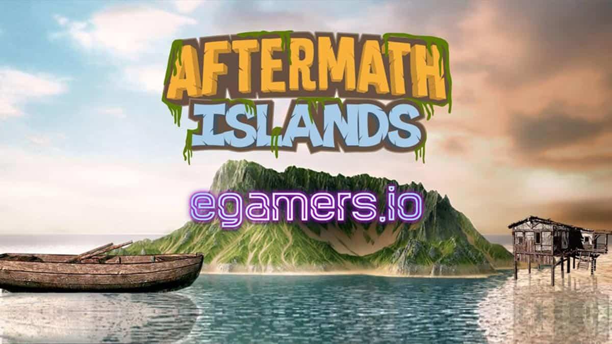 Aftermath Islands - Tropico on the Blockchain