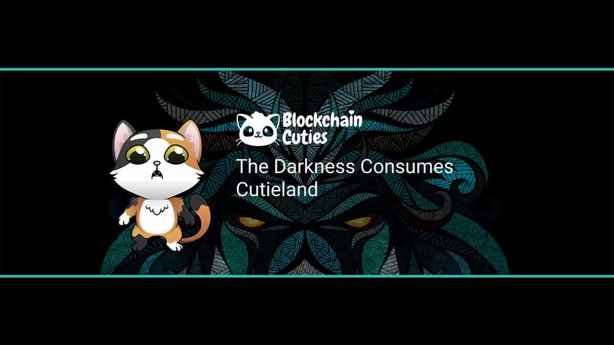 Blockchain Cuties Halloween Event