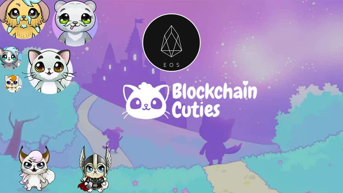 Blockchain Cuties Now Supports EOS Blockchain