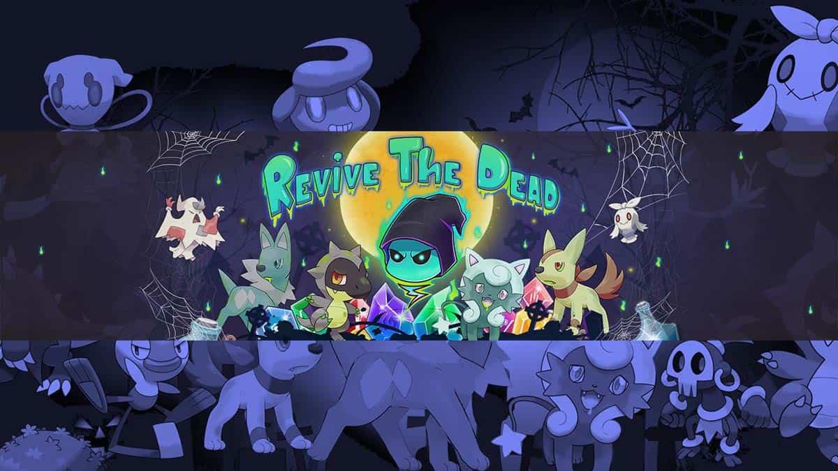 Etheremon Halloween Event