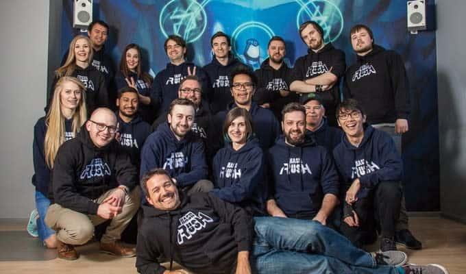 Hash Rush Development Team in Riga, Latvia.
