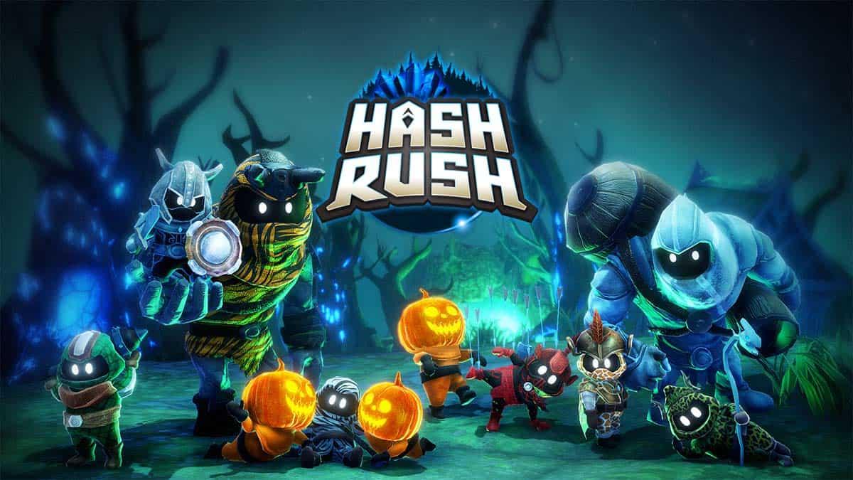 Hash Rush Halloween Event