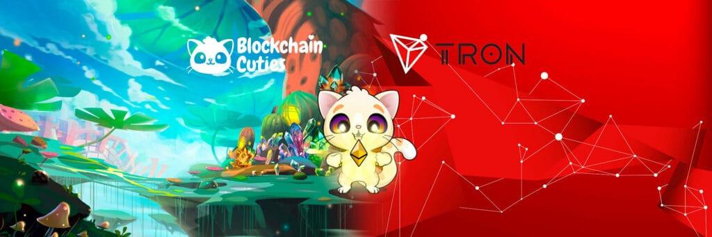 Blockchain Cuties Tron Network