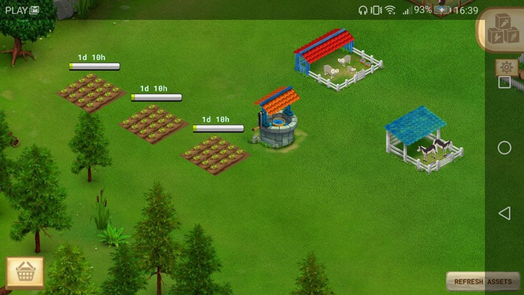 Crop Bytes Blockchain Game Farm By Trzcinus