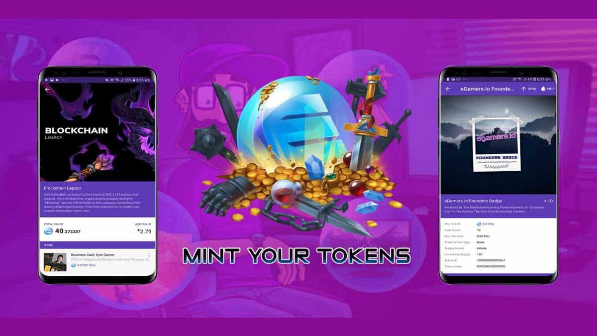 Mintshop - World's First On-Demand Minting Service For Blockchain Assets
