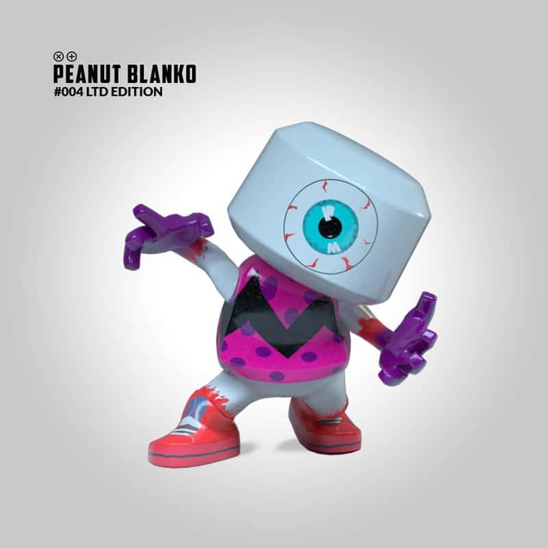 Peanut Blankos Blockchain Game Champion Egamersio