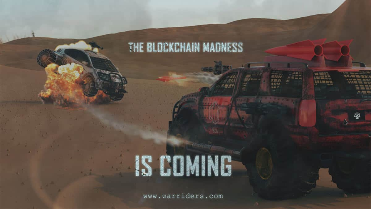 War Riders News & Updates