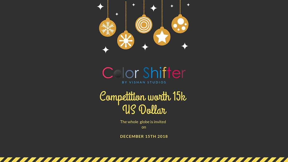 Competition from Color Shifter
