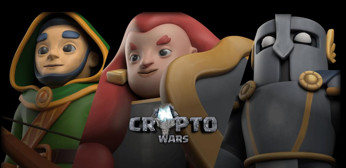 CryptoWars Blockchain Game Tournament With 2500$ In Prizes