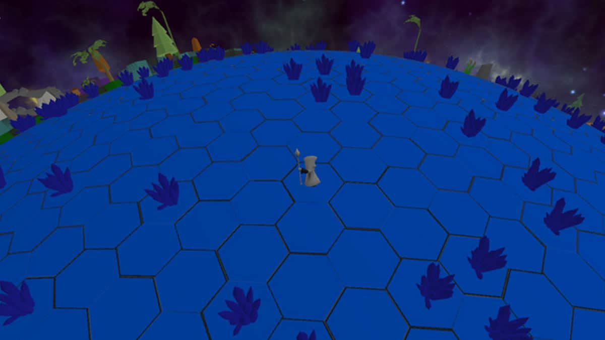 HEX World The Newest ENJ Game by Ruined Canvas