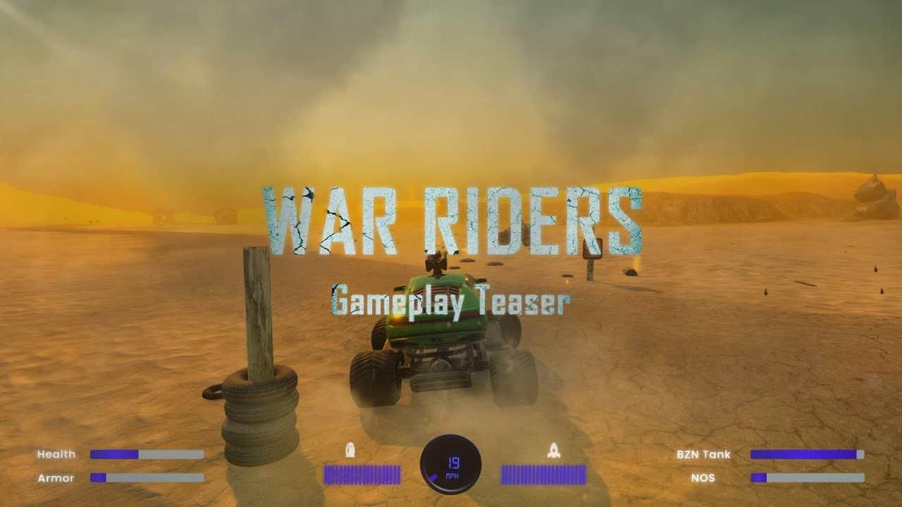 War Riders Gameplay Video