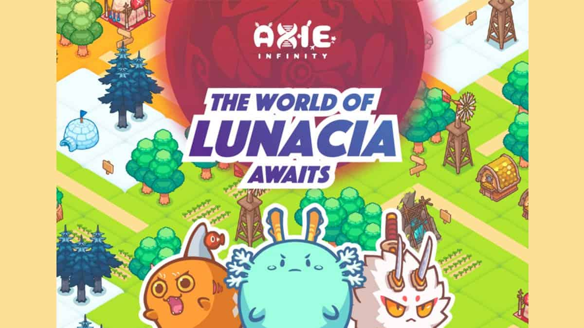 Axie Infinity Expands in an Open World