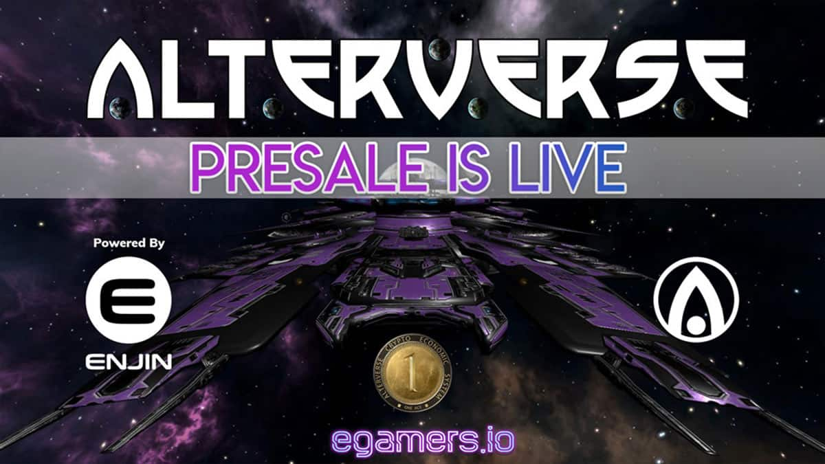 Join Now The Alterverse Pre Sale