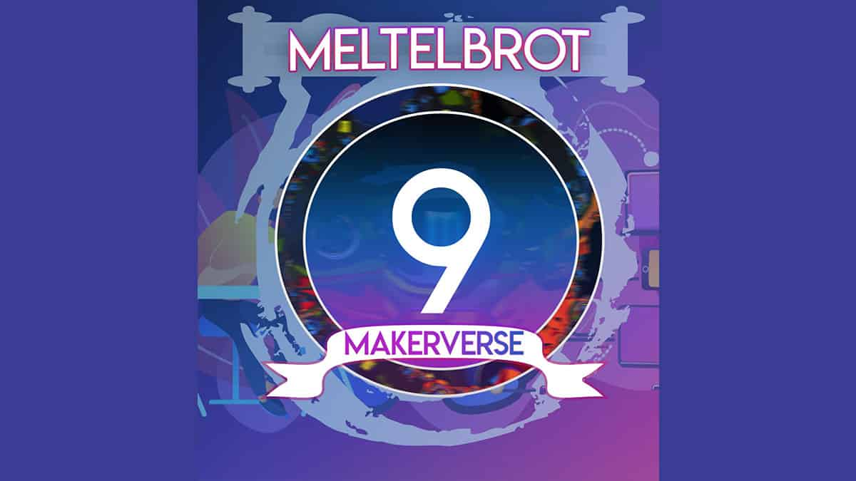 Meltelbrot 9 Interview with Patrick Mockridge of Makerverse A Digital Nomad in the 4th Industrial Revolution.