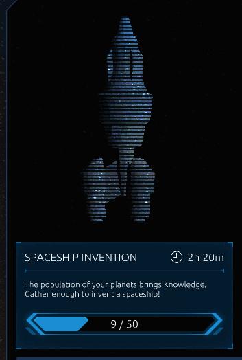 0xUniverse Spaceship invention