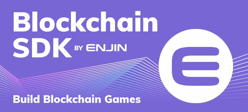 Blockchain SDK Enjin Egamers Unity cRYPto gAMing