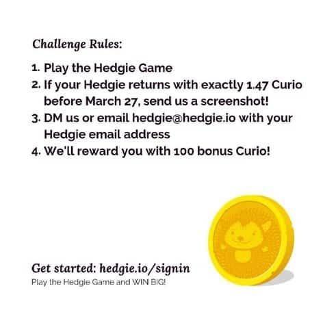 Hedgie contest 1