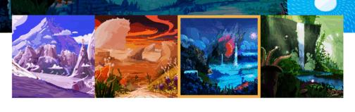 Hedgie journey kingdoms
