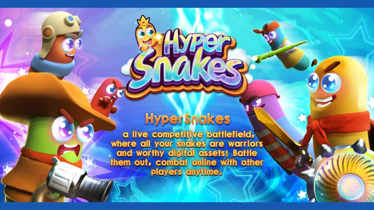HyperSnakes The Newest TRON Arcade Game by