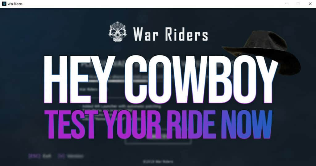 War Riders crypto game bzn test your ride egamers crypto gaming blockchain games
