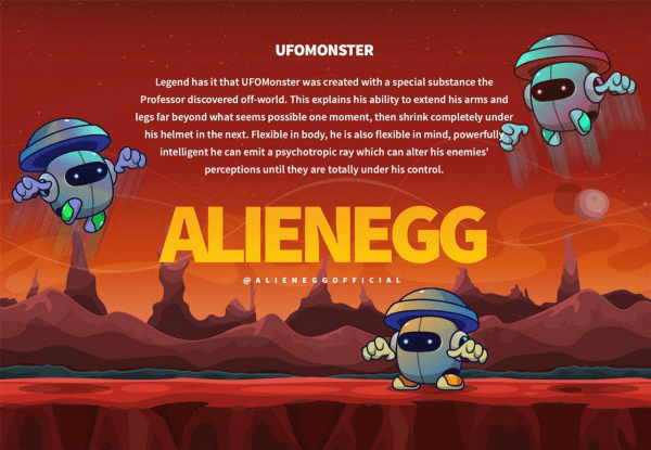 aliengg crypto gaming