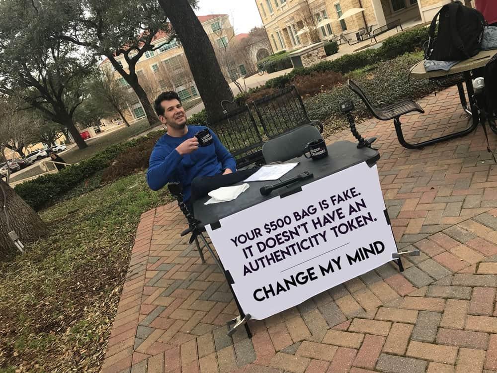 changemymind authenticity token meme egamers
