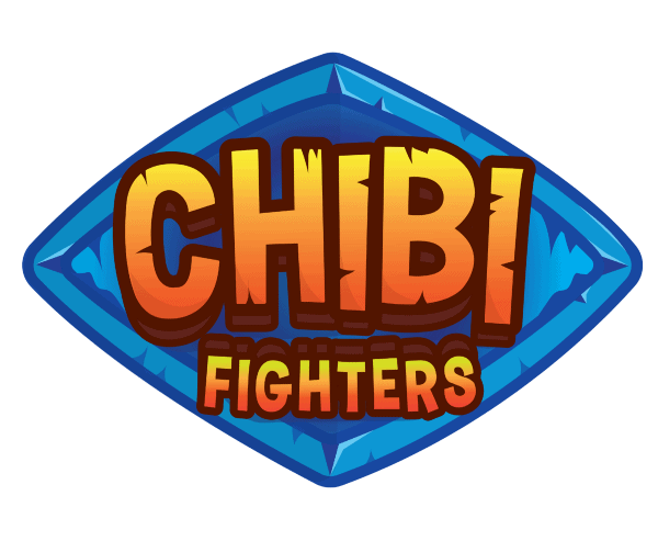chibi fighters logo