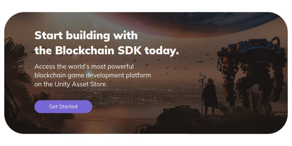 enjin blockchain sdk