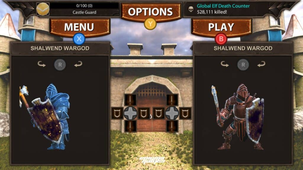 shield of shalwend crypto game choose champions