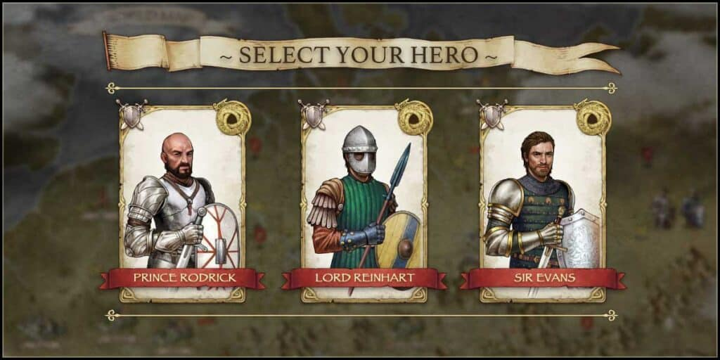 Blocklords character creation