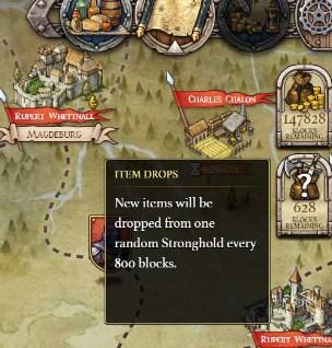 Blocklords item drop